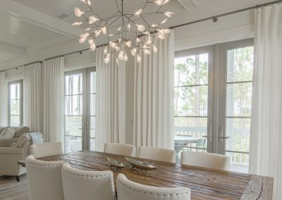Sun Room Window Treatments